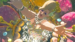 En excentrisk fe från Zelda: Breath of the Wild