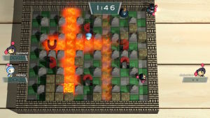 Super Bomberman R på Nintendo Switch
