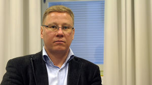 Timo Puiro är projektchef på skatteförvaltningen.