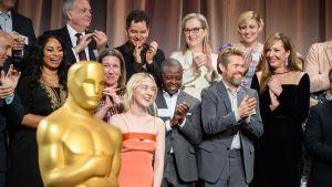 Oscar-ehdokkaita 2018