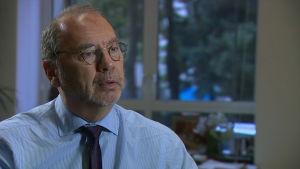 Mikrobiologen Peter Piot
