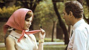 Kuva elokuvasta Mehän rakastimme toisiamme niin paljon (1974).