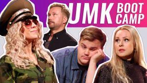 UMK Boot Camp - Kun Krista on päättänyt, että tänä vuonna ollaan Euroviisuijenj finaalissa.