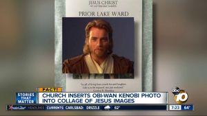 Bild av Obi-Wan Kenobi från Stjärnornas krig.