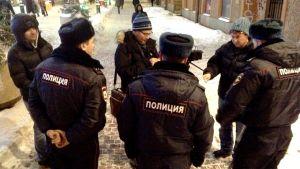 Poliisi tutkii Ulkolinjan kuvausryhmän papereita