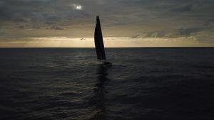 Malizia II på Atlanten 18.8.2019