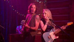 Rick Springfield och Meryl Streep rockar loss på scenen