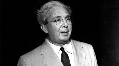 Fysikern Leo Szilárd.
