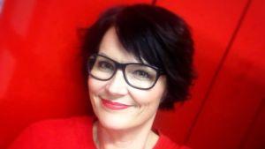 Toimittaja Salla Paajanen