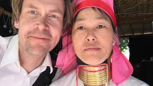 Arnö och burmes foto