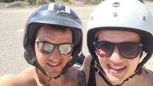 Maikkelin ja Jennan tarina kerrotaan SuomiLOVEn 4. kaudella.
