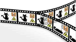 Tanke-experimentet om Schrödingers katt.