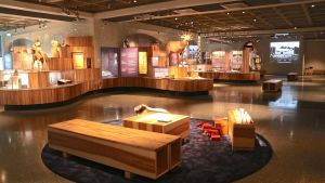 vy över Ålands kulturhistoriska museum