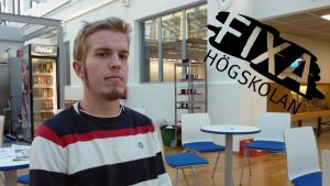 Sjöfartsstuderande Eriks Skrifvars i Åbo