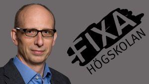 Claes Ahlund är professor i litteraturvetenskap vid Åbo akademi
