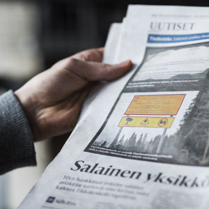 Artikel i Helsingin Sanomat.