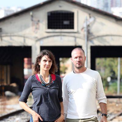 Nadija Mustapic ja Toni Mestrovic