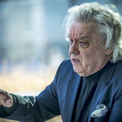 Seppo Ruohonen huhtikuussa 2016.