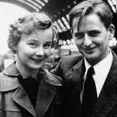 Olof och Lisbeth Palme på 60-talet.