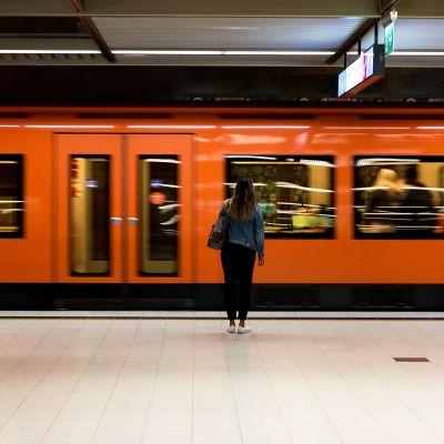 Metro Rautatieasema Helsinki
