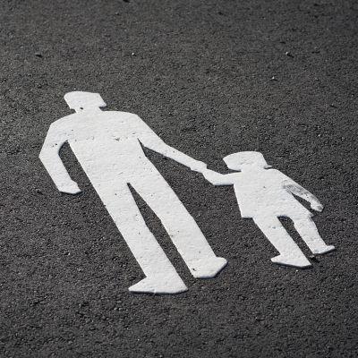 Kävelytie merkki