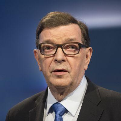 Paavo Väyrynen Presidenttitentissä, presidentinvaalit 2018