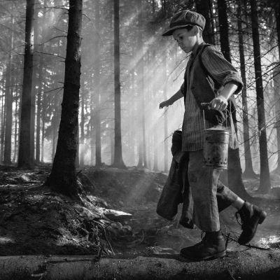 Petr Kotlar elokuvassa Kirjava lintu - The Painted Bird.