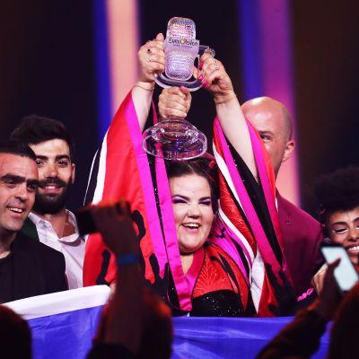 Euroviisujen voittaja Netta.