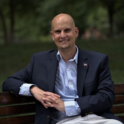 Matt Walton johtaa Lincoln Project -järjestön toimintoja Virginiassa.