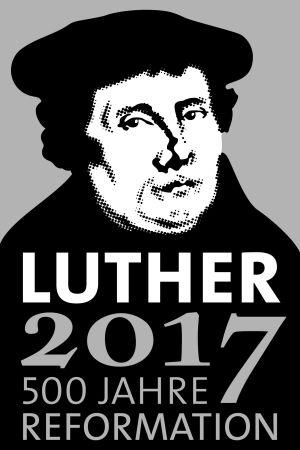 Det tyska reformationsjubileets logo