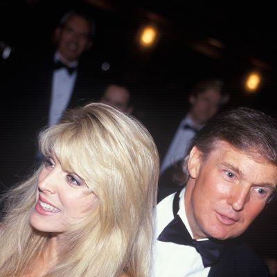 Kun Donald Trump ja hänen uusi naisystävänsä Marla Maples joutuivat lehdistön pyöritykseen Yhdysvalloissa, tarjosi kaukainen Suomi rauhaa medialta.