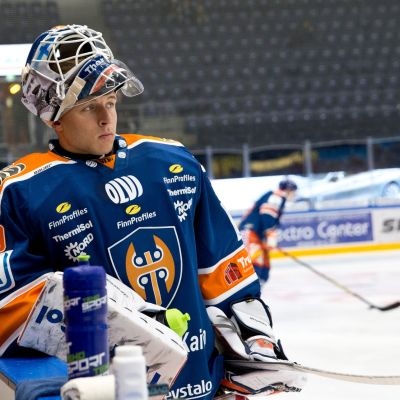 Christian Heljanko #30, Tappara