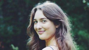 Siri Fagerudd kom in till Teaterhögskolan i Stockholm