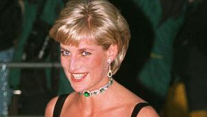 Prinsessan Diana två månader före sin död.