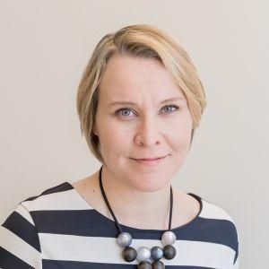 Marjo Näkki, toimittaja kirjeenavaihtaja Yle uutiset