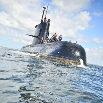 San Juan -sukellusvene