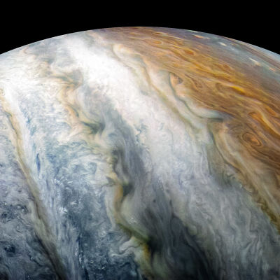 Jupiteria Junon kuvaanana