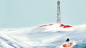 Bokpärm till  Pappan och havet