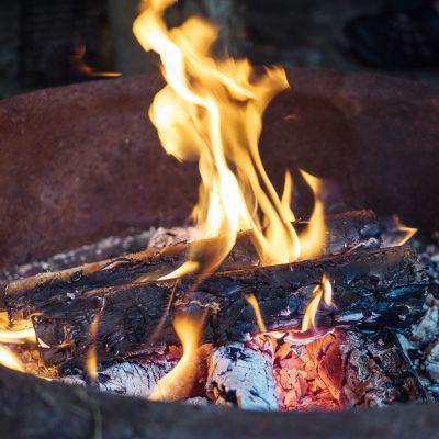 grilli tulessa