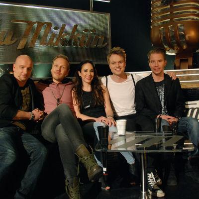 Tartu Mikkiin 24.10.2014 Sami Hintsanen & artistivieraat