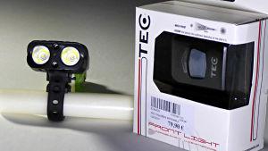 TEC-pyöränlamppu.