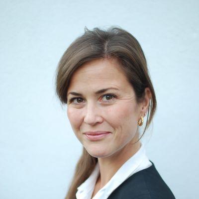 Forskaren Caroline Holmqvist