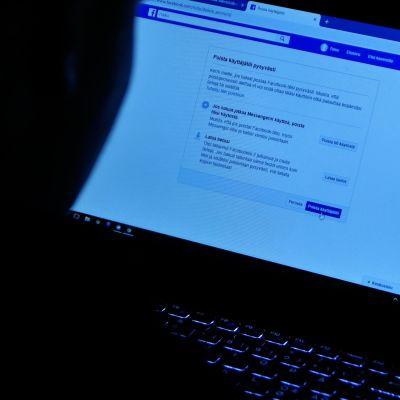 Facebookin hallintaikkuna