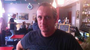 Krögare Niklas Engblom driver Bar 9