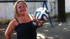 Marlene från Fortaleza.