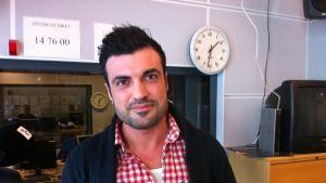 Nabaz Baki tog kontroll över spelberoendet