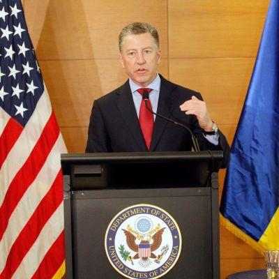 Ukraina-erityisedustaja Kurt Volker eroaa