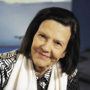 Porträtt på Tiina Rinne.