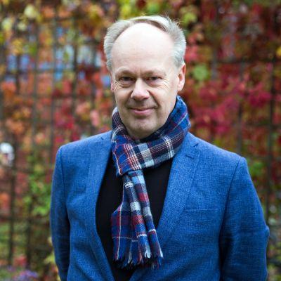 Timo Aro, muuttoliiketutkija.