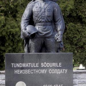 Bonssoldaten i Tallinn